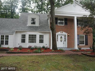 Manassas Single Family Home For Sale: 8652 Weir Street
