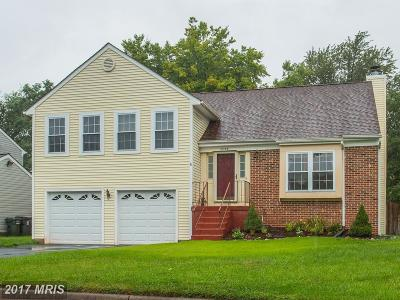 Manassas Single Family Home For Sale: 10159 Forest Hill Circle