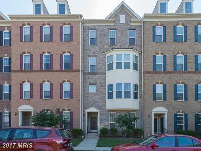 Manassas Townhouse For Sale: 9435 Stonewall Road #6E
