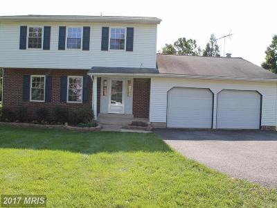Manassas Single Family Home For Sale: 8762 Country Lane