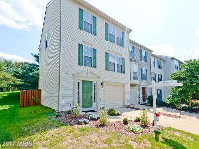Manassas Townhouse For Sale: 9323 Garst Drive