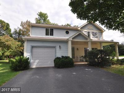 Manassas Single Family Home For Sale: 10281 Westwood Court