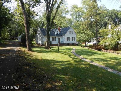 Manassas Single Family Home For Sale: 9118 Grant Avenue