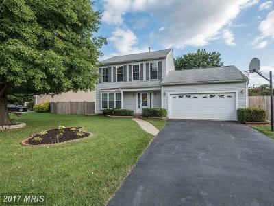 Manassas Single Family Home For Sale: 8571 Yoder Street