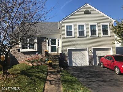 Manassas Rental For Rent: 10108 Wimbledon Court