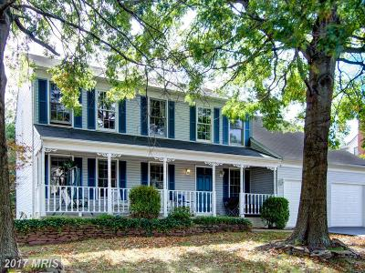 Manassas Single Family Home For Sale: 10180 Ponderosa Pine Court