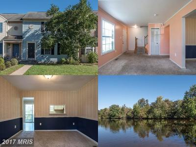 Manassas Townhouse For Sale: 8633 Point Of Woods Drive