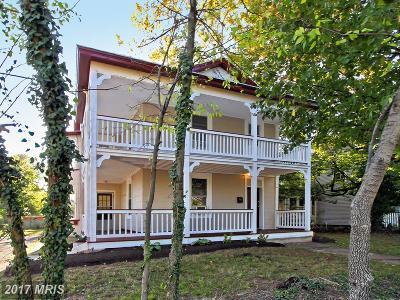 Manassas Single Family Home For Sale: 9504 Fairview Avenue