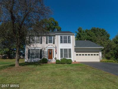 Manassas Single Family Home For Sale: 10122 Candy Court