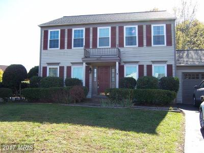 Manassas Single Family Home For Sale: 10275 Racquet Circle
