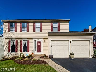 Manassas Single Family Home For Sale: 9326 Camphor Court