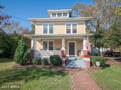Manassas Single Family Home For Sale: 9514 Main Street
