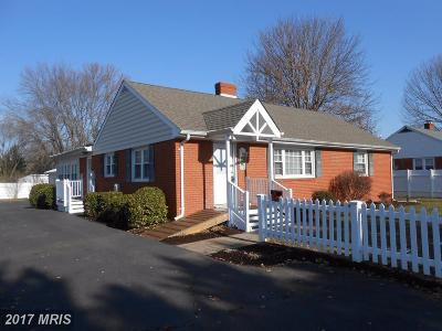Manassas Single Family Home For Sale: 8756 Signal Hill Road