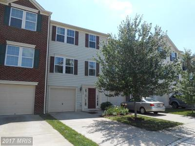 Manassas Townhouse For Sale: 10255 Fountain Circle