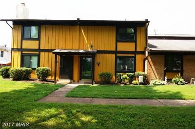 Manassas Park Duplex For Sale: 8687 Inyo Place #8687