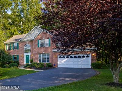 Manassas Park Single Family Home For Sale: 9209 Golf Court