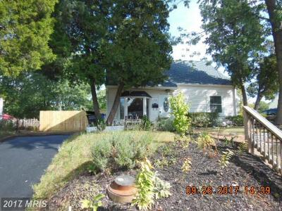 Manassas Park Single Family Home For Sale: 114 Colfax Drive