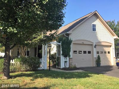 Manassas Park Single Family Home For Sale: 9416 Primrose Lane