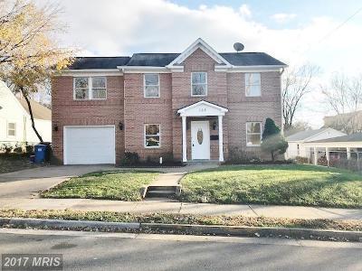 Manassas Park Single Family Home For Sale: 103 Polk Drive