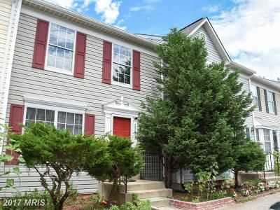 Manassas Park Townhouse For Sale: 306 Moseby Court