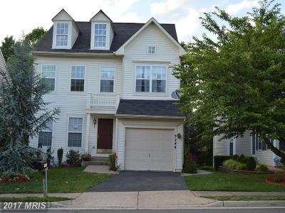 Manassas Park Single Family Home For Sale: 9249 Greenshire Drive