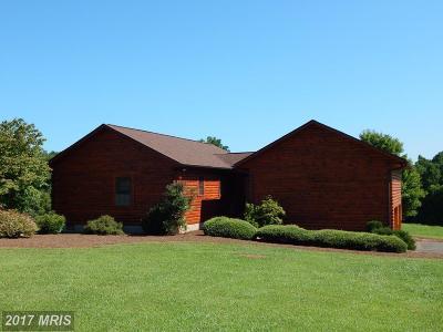 Rhoadesville Single Family Home For Sale: 6335 Quann Farm Drive