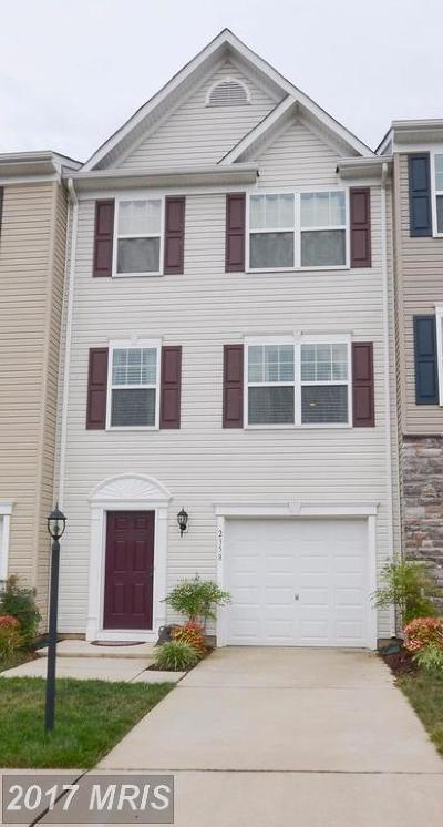 Locust Grove Townhouse For Sale: 2358 Silver Fox Way