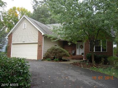Locust Grove VA Single Family Home For Sale: $599,900