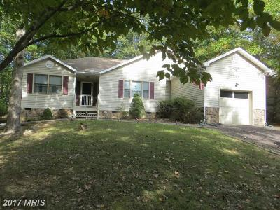 Locust Grove VA Single Family Home For Sale: $219,919