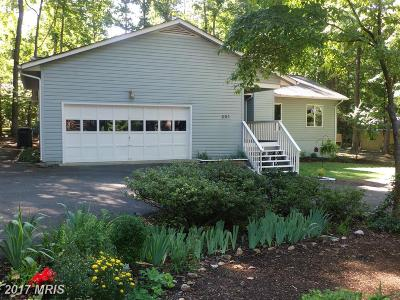 Lake Of The Woods Single Family Home For Sale: 201 Edgehill Drive