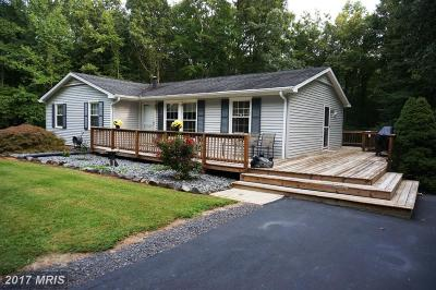 Burr Hill Single Family Home For Sale: 4104 Cricket Lane