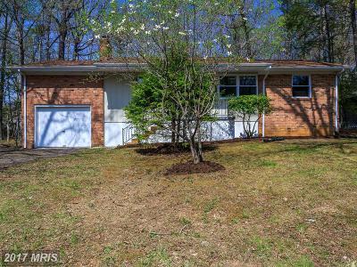 Locust Grove VA Single Family Home For Sale: $189,900