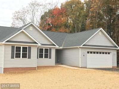 Lake Of The Woods Single Family Home For Sale: 107 Antietam Drive