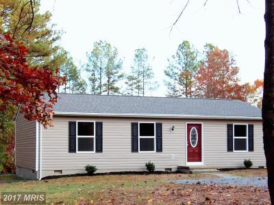 Orange Single Family Home For Sale: 15085 Poplar Road