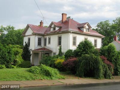 Orange Single Family Home For Sale: 208 W. Main Street