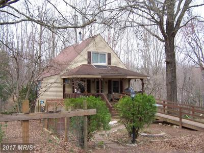 Rhoadesville Single Family Home For Sale: 7719 Vermont Road