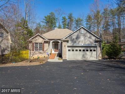 Lake Of The Woods Single Family Home For Sale: 312 Happy Creek Road