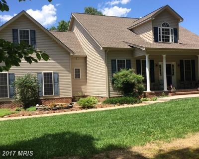 Orange Single Family Home For Sale: 21071 Oak Springs Road Road