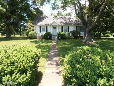 Rhoadesville Single Family Home For Sale: 25209 Lafayette Drive