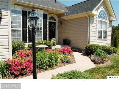 Orange Single Family Home For Sale: 10105 Pond Court
