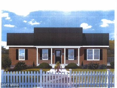 Orange Single Family Home For Sale: Willistown Lane #LOT 15