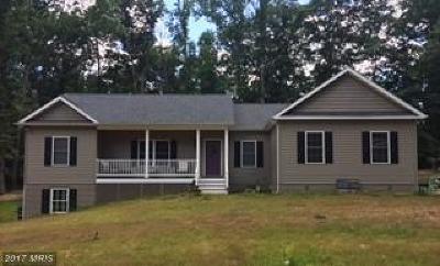 Orange Single Family Home For Sale: Dunni Way