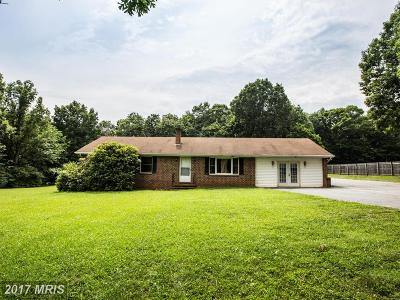 Unionville Single Family Home For Sale: 10410 Zachary Taylor Highway