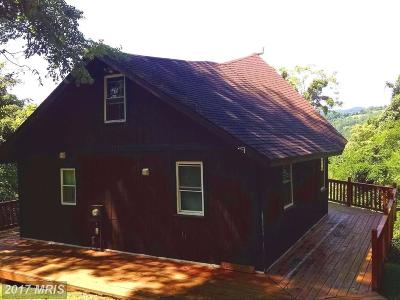 Page Single Family Home For Sale: 1040 Overlook Mountain Road