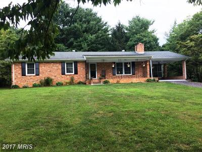 Stanley Single Family Home For Sale: 3080 Pine Grove Road