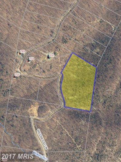 Page Residential Lots & Land For Sale: Wildwood Lane