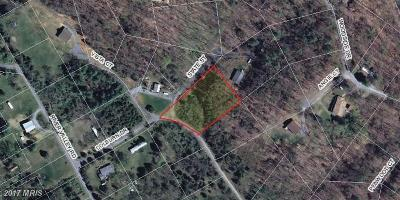 Page Residential Lots & Land For Sale: 400 Colburn Drive