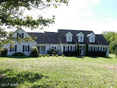 Page Single Family Home For Sale: 617 Big Oak Road