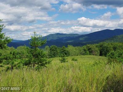 Clarke, Harrisonburg City, Page, Rockingham, Shenandoah, Warren, Winchester City Residential Lots & Land For Sale: 2454 Pine Grove Road