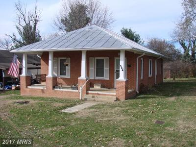 Luray Single Family Home For Sale: 506 4th Street